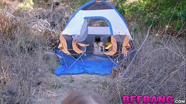 Xxx brasileiro – Amigas foram acampar sozinhas e…
